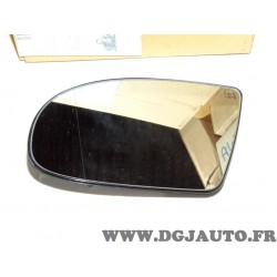Glace miroir vitre de retroviseur avant gauche chauffante 90534899 pour opel tigra A corsa B
