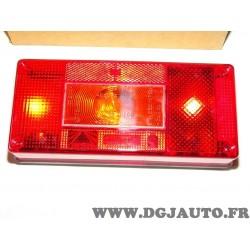 Feu lanterne arriere 93190453 pour opel antara et corsa D avec système flexfix