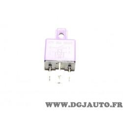 Relais 50A ventilateur desembuage 9161024 pour opel movano A vivaro A