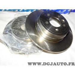 Paire disques de frein arriere 280mm plein 9004891J pour rover 75 MG ZT ZT-T