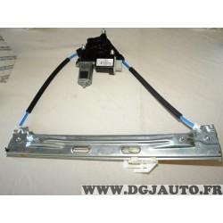 Leve vitre electrique arriere gauche avec moteur 51957506 pour fiat 500L partir de 2012
