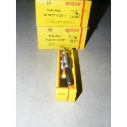 Lot 2 bougies prechauffes alfa romeo 33 75 90 164 giulia giulietta alfa 6 alfetta rover 825 TD 825TD range rover