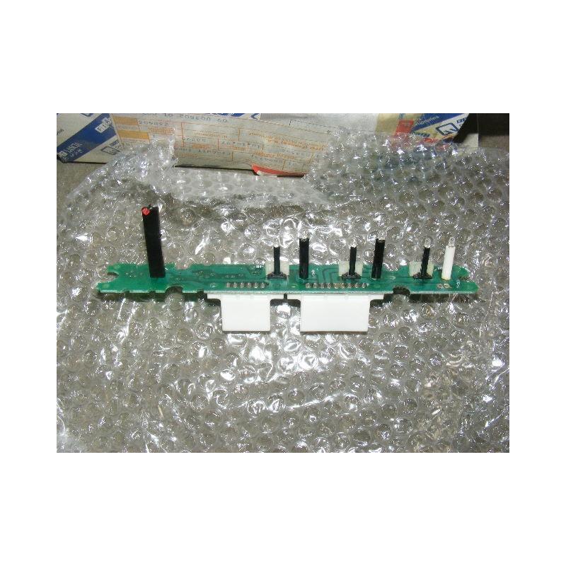 circuit imprime pour eclairage interieur fiat ducato type 280