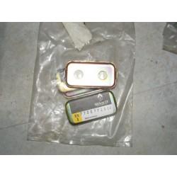 lot 4 plaquettes cache renault express