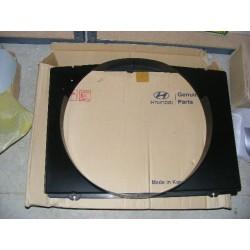 plastique support ventilateur radiateur moteur hyundai H1