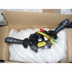 comodo combinateur au volant fiat stilo de 2001 à 2003 avec allumage des phares automatique et capteur de pluie