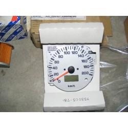 compteur de vitesse tachimetre mitsubishi pajero partir de 2004