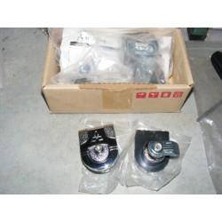 kit fixation rail pour montage de doublure bac mitsubishi L200 partir de 2006