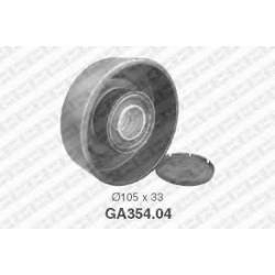 galet enrouleur courroie accessoire audi 100 A4 2,0 2,8 v6