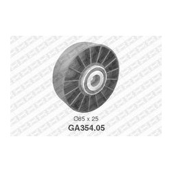 galet enrouleur courroie accessoire audi 100 A6 A8 RS6 S8 8 S6 3,7 4,2 v8