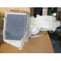 radiateur chauffage avec emplacement pulseur air moteur electrique chauffage climatisation manuelle opel corsa D