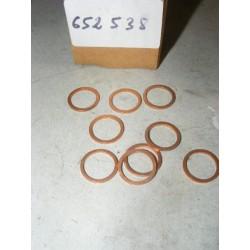 lot 9 joint bouchon de vidange 20mm diametre 16x20 opel omega B turbo diesel
