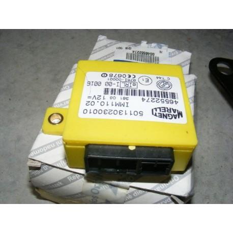 boitier commande electronique allumage fiat bravo marea palio strada 1,9D 1,9TD 1,9 D TD