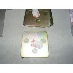 plaquette inferieur de fixation charniere de porte fiat punto lancia y ypsilon